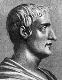 Tacitus wrote that the roman general Agricola ...